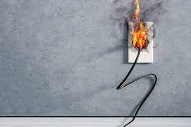 incendies électriques